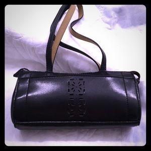 Black small shoulder purse!
